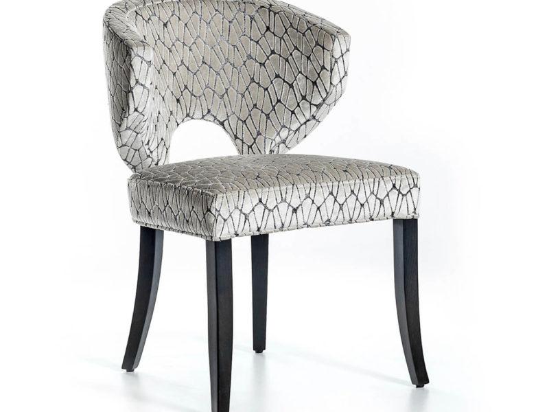Arco eetkamerfauteuil - Mulleman meubelen