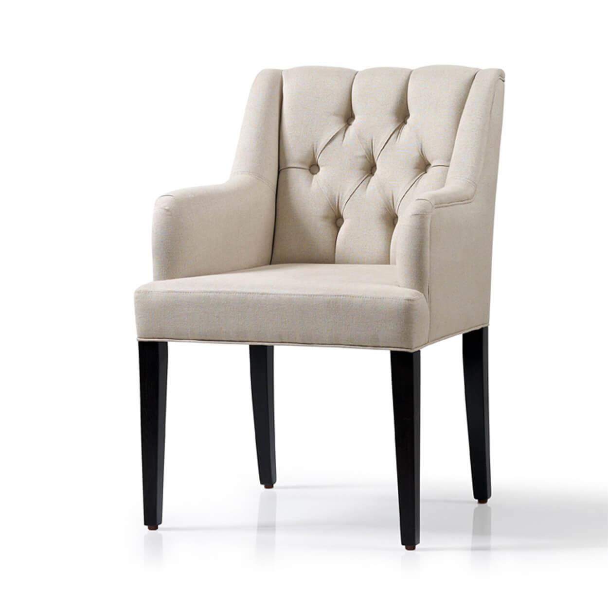 Linova eetkamerfauteuil - Mulleman meubelen