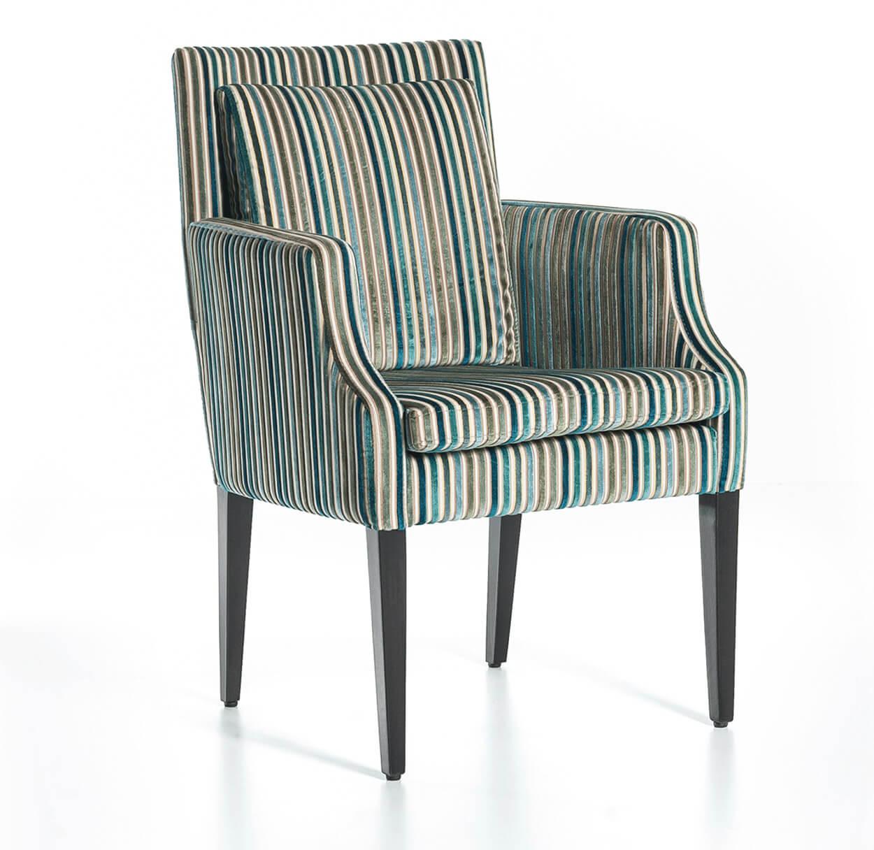 Savoy eetkamerstoel en fauteuil - Mulleman Meubelen