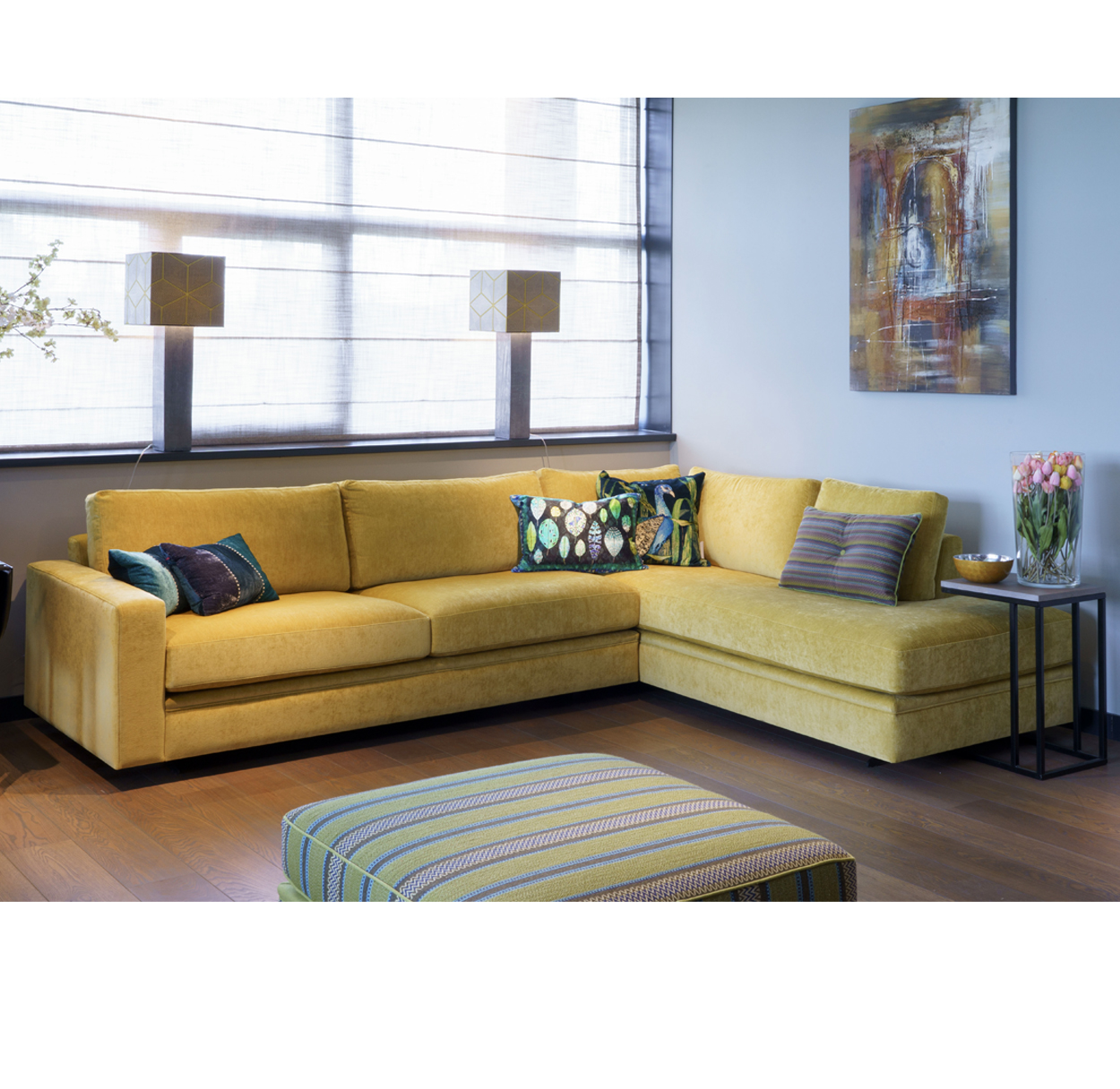 Atlas bankstel - Mulleman meubelen