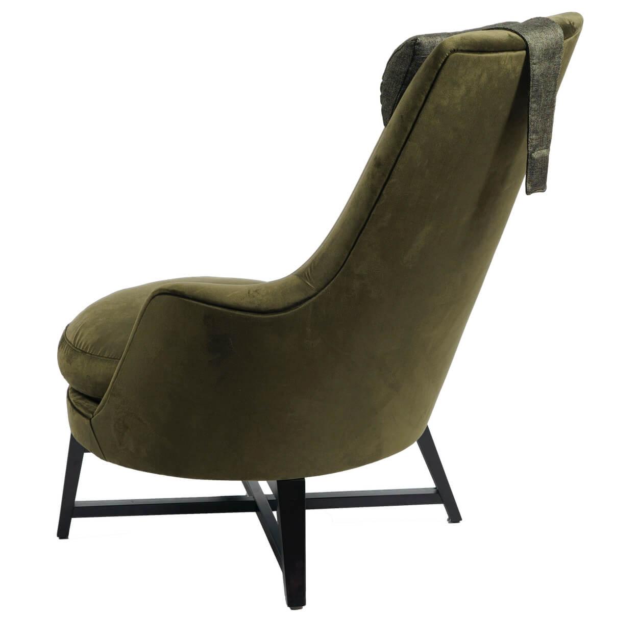 Shell fauteuil - Mulleman Meubelen